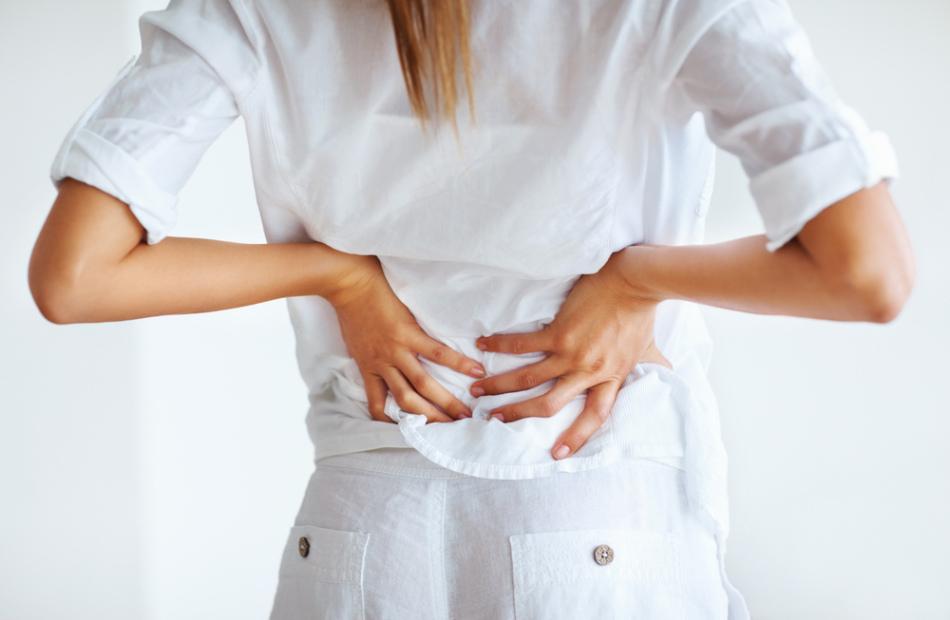 Боль в спине может преследовать женщину после эпидуральной анестезии