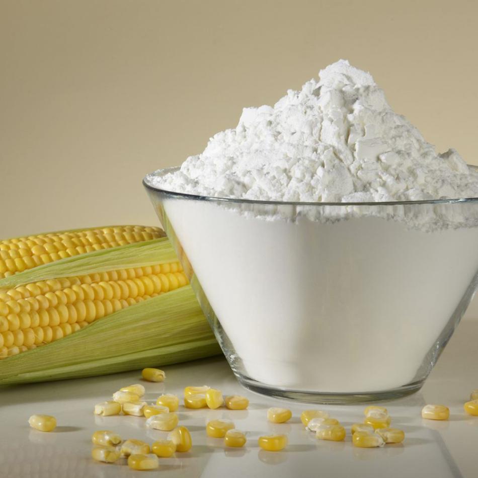 Кукурузный крахмал для лица