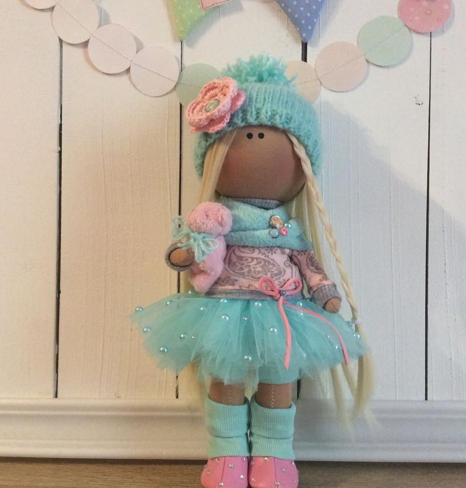 Как сделать куклу большеножку фото 566