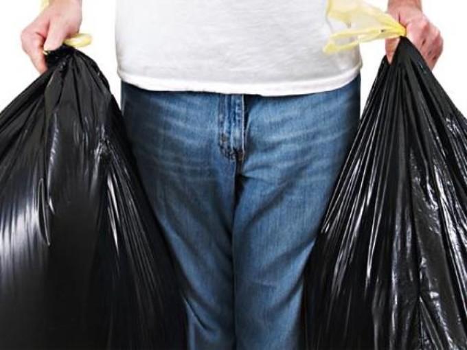 Приметы про мусор