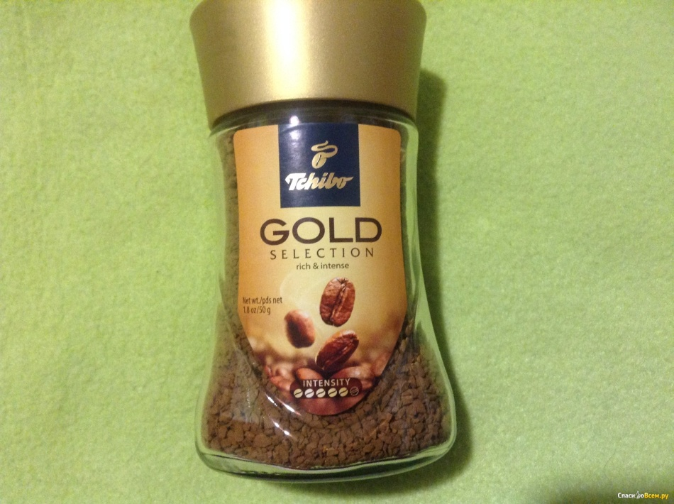 Рейтинг кофе: №3 tchibo
