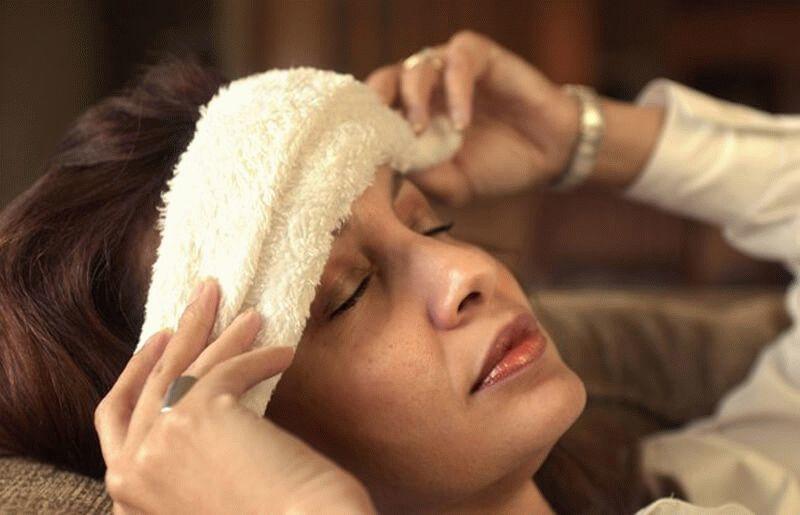 Компрессы от головных болей