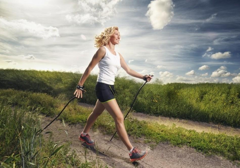 Ходьба в быстром темпе для похудения