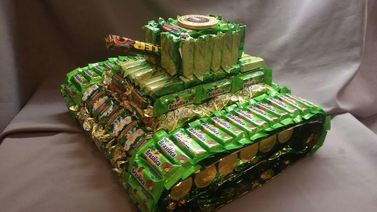 Как сделать красивый танк фото 353