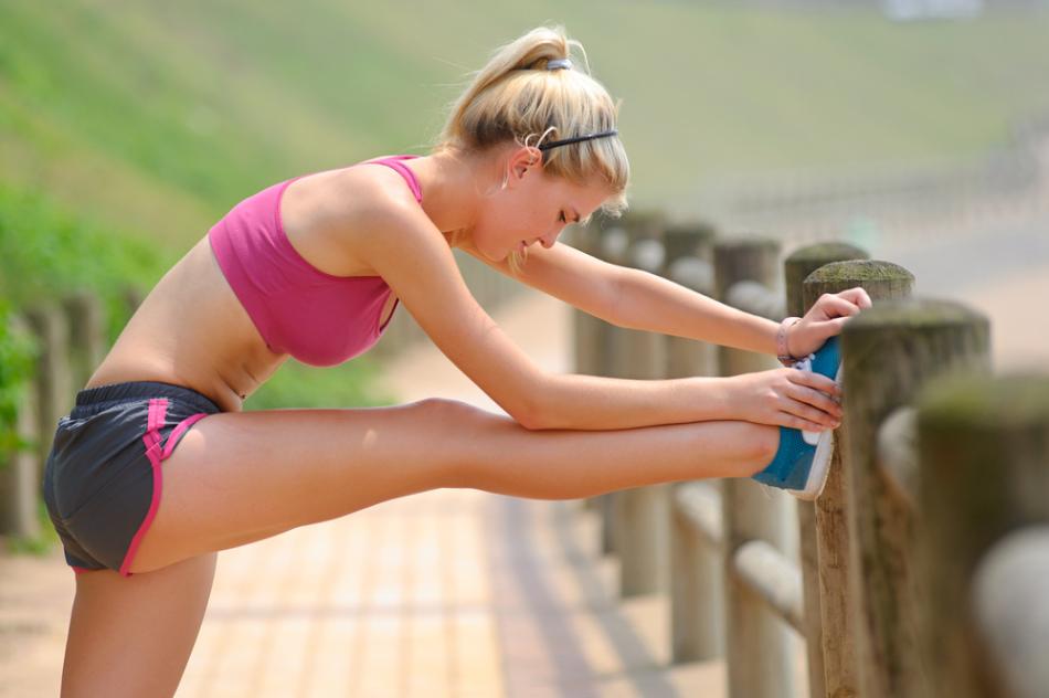 Болят мышцы после шпагата