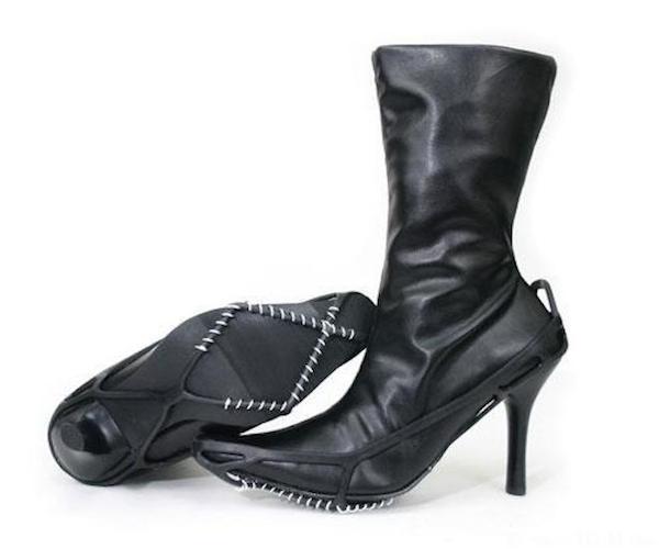 Насадки на женские сапоги с каблуками