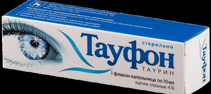 Тауфон — лечение катаракты
