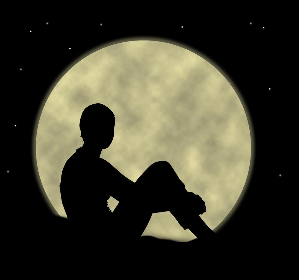 Луна и ее влияние на людей