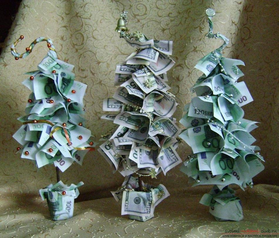 d8365ee515d9c0b810ef1f3d12031737 Денежное дерево своими руками из бисера и монет (видео)