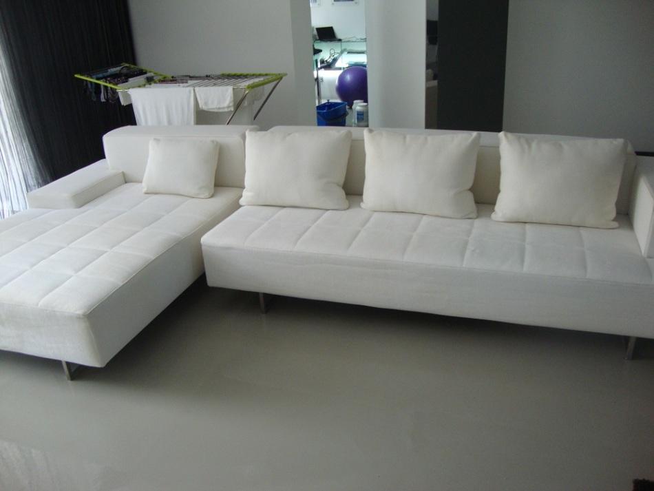 Чистый диван