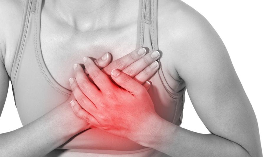 Проблемы с сердцем могут привести к заложенности в ушах