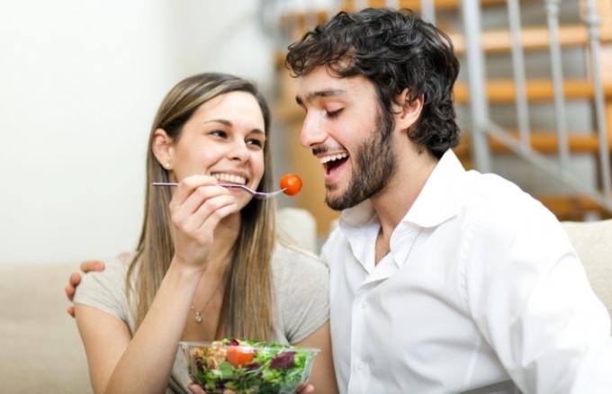 """Ежедневное употребление свежих овощей и фруктов благоприятно влияют на """"мужское здоровье"""""""