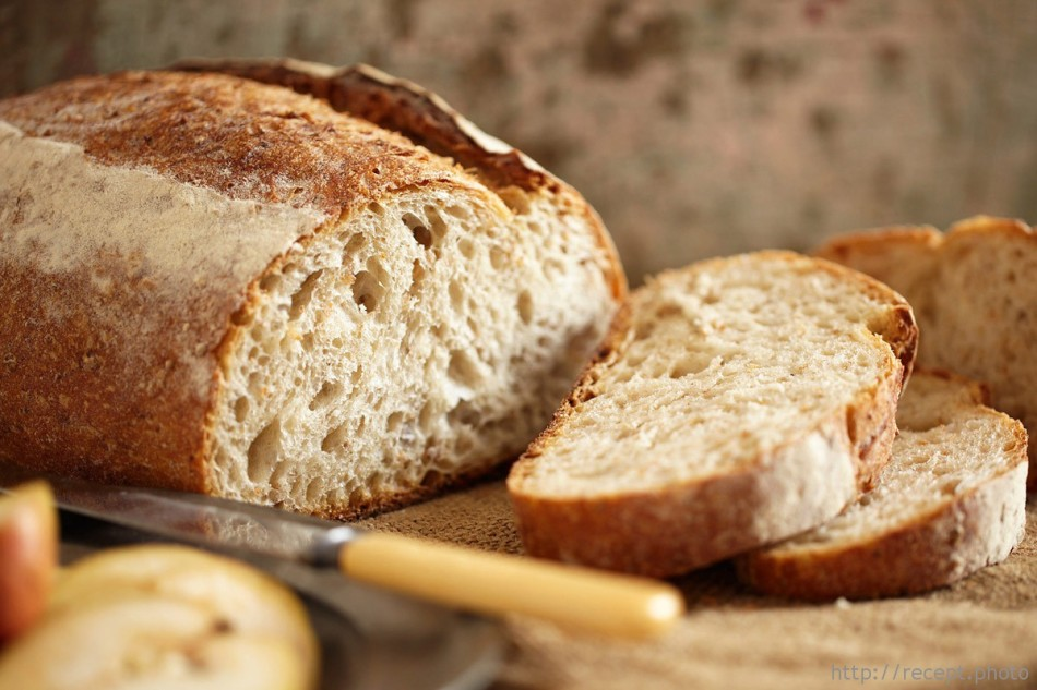 Подробная калорийность хлеба