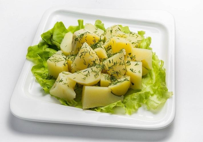 На диете не всегда стоит отказываться от картофеля!
