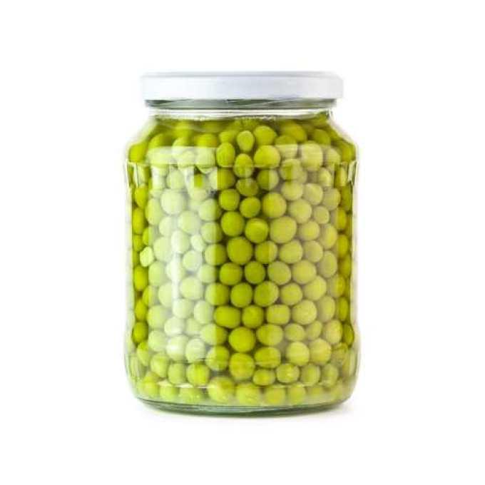 Хотя немного меньше, чем свежий, качественный консервированный горошек полезен для организма.