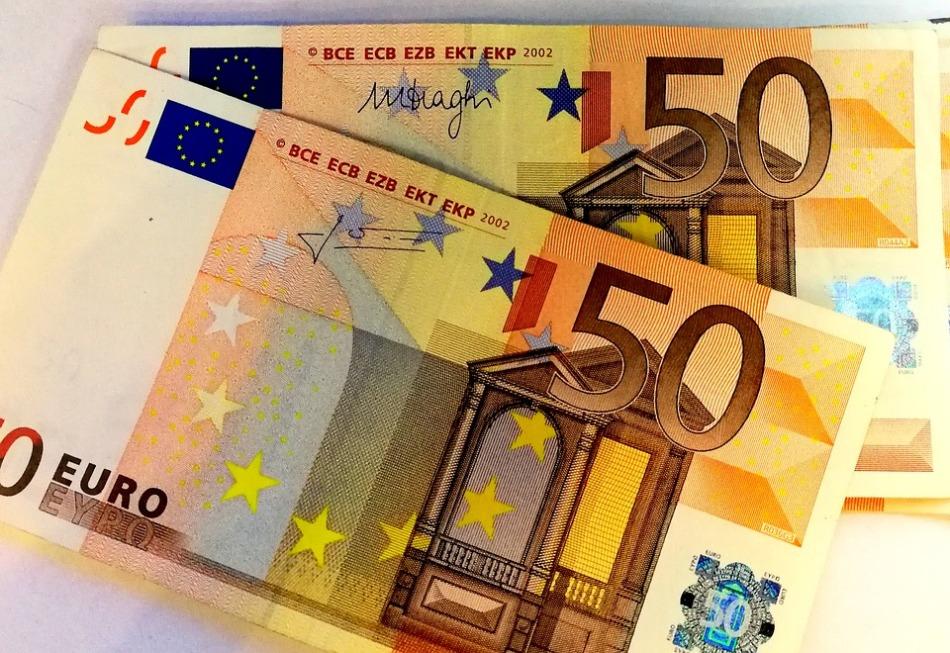 Так выглядит валюта евро