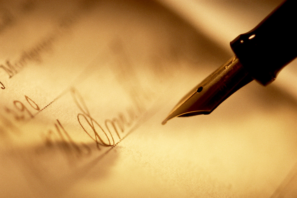 О чем говорит круглый почерк