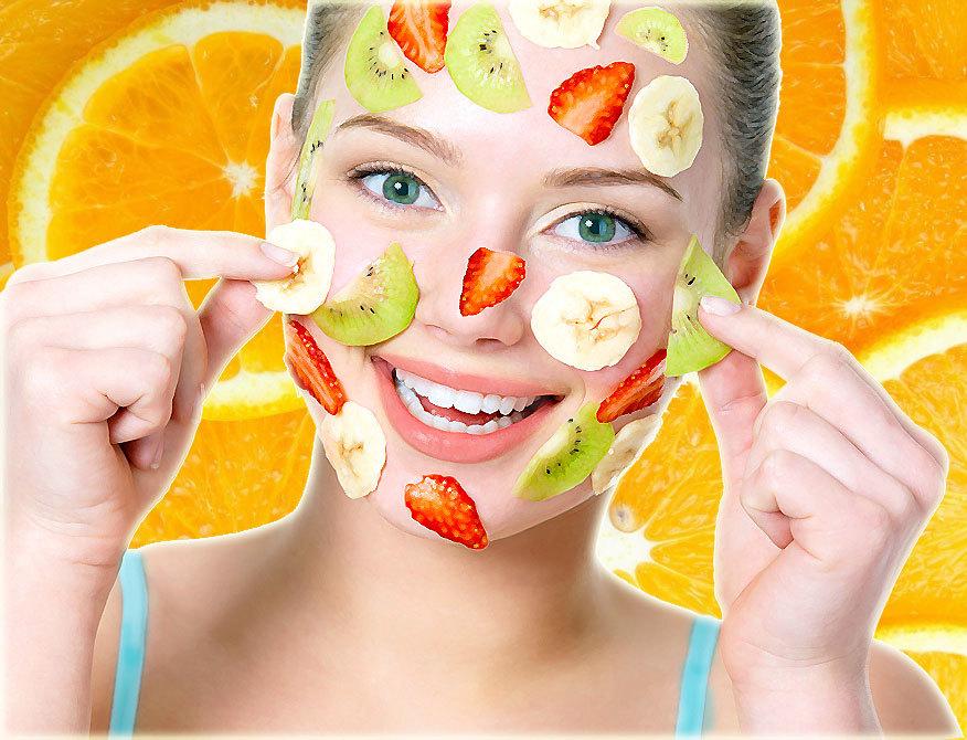 Очищать кожу можно с помощью других фруктовых кислот