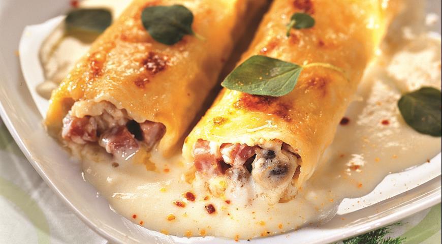 cannelloni рецепт с куриной печенью видео