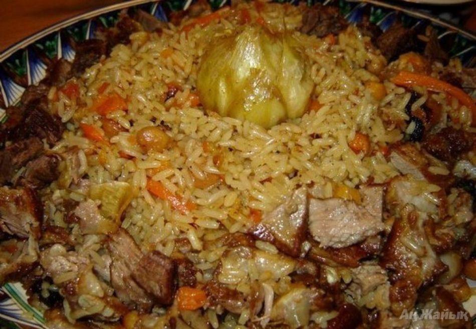Рис для узбекского плова