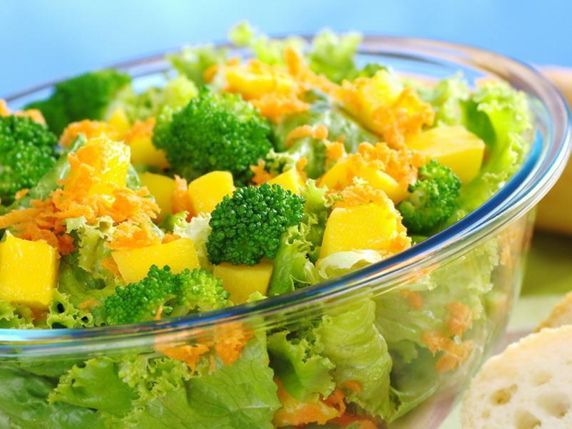 Блюда из овощей, не раздражающие желудок, рекомендуются в рационе больных лямблиозом