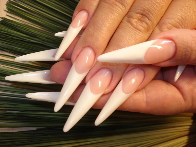 тоже форма ногтей стилеты картинки мыслях