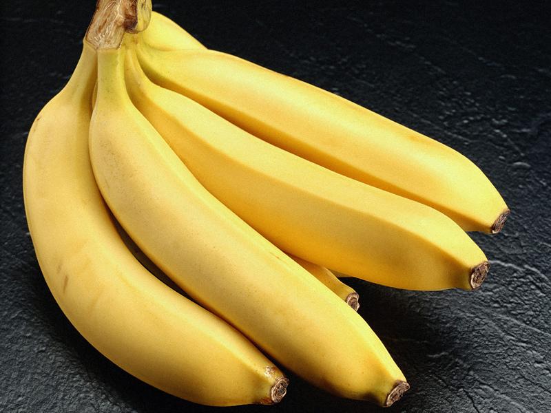 Польза бананов для кожи лица