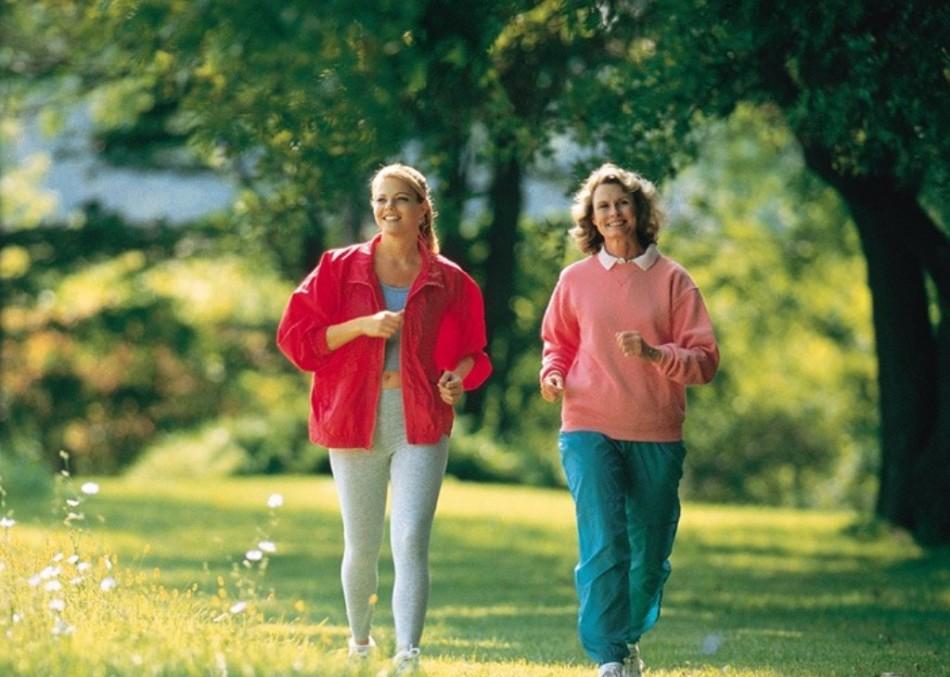 Уделите полчаса в день для прогулки на свежем воздухе
