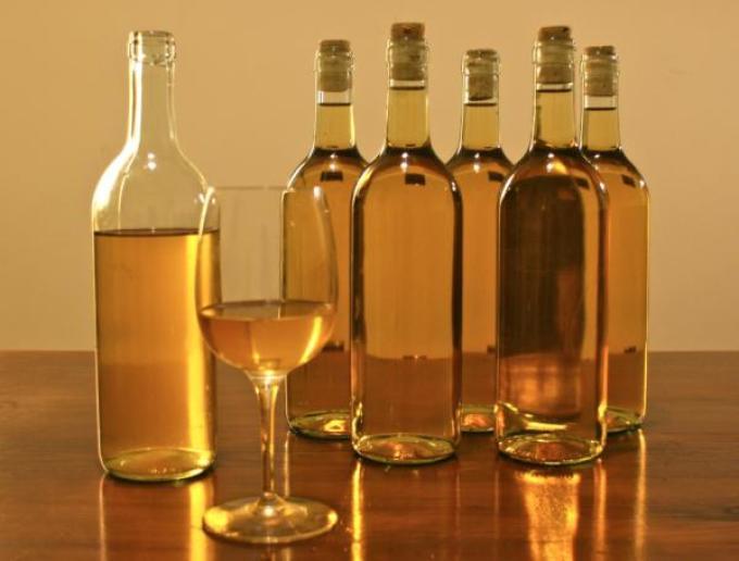 Яблочное вино быстрого приготовления
