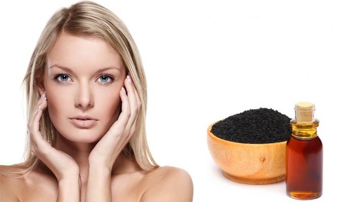 Маски с маслом черного тмина помогут вернуть молодость коже.