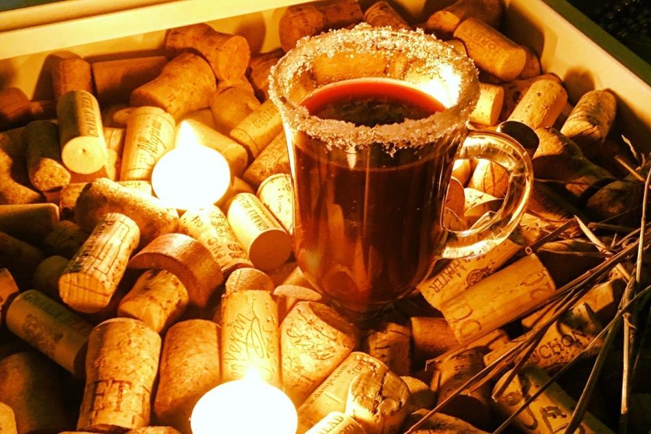 Глинтвейн с ромом - популярный рецепт алкогольного глинтвейна