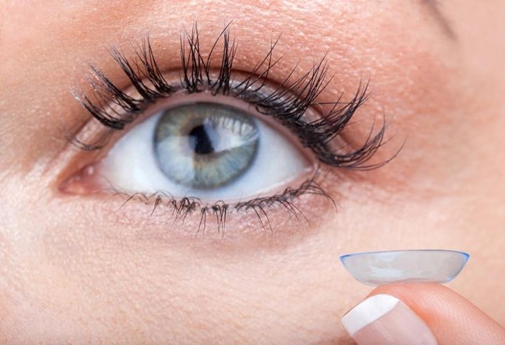 Можно носить линзы во время лечения глаукомы