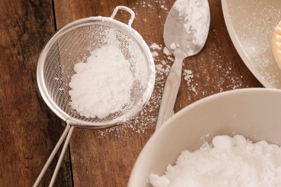 Сколько грамм сахарной пудры в одном граненом 250 мл?