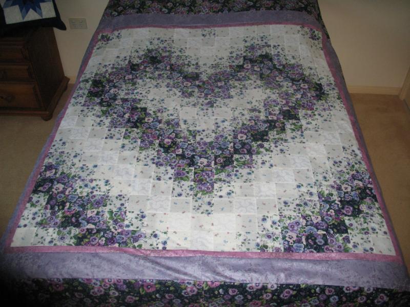 df422880f06b1d3fa600b816dd99b7d9 Мастер-класс: Шьем лоскутное одеяло в стиле пэчворк