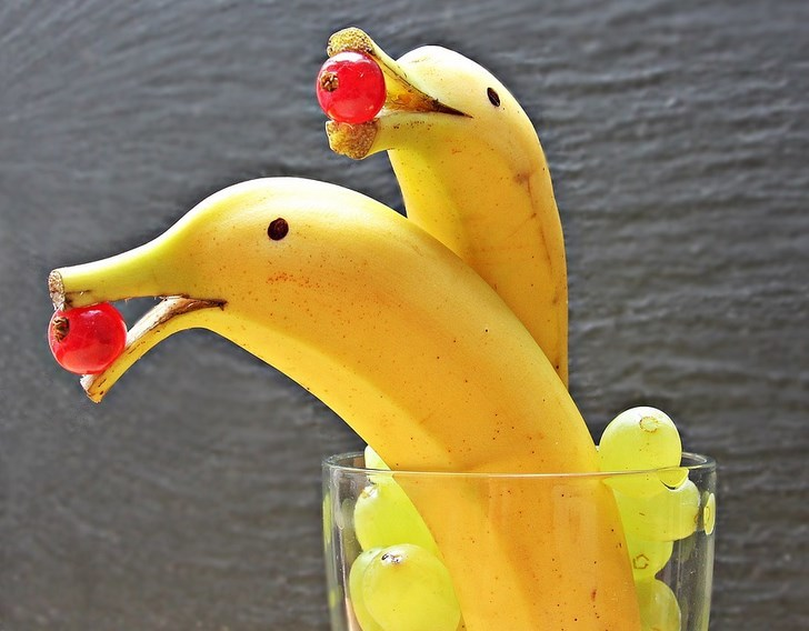 Какие бананы выбрать для ребенка?