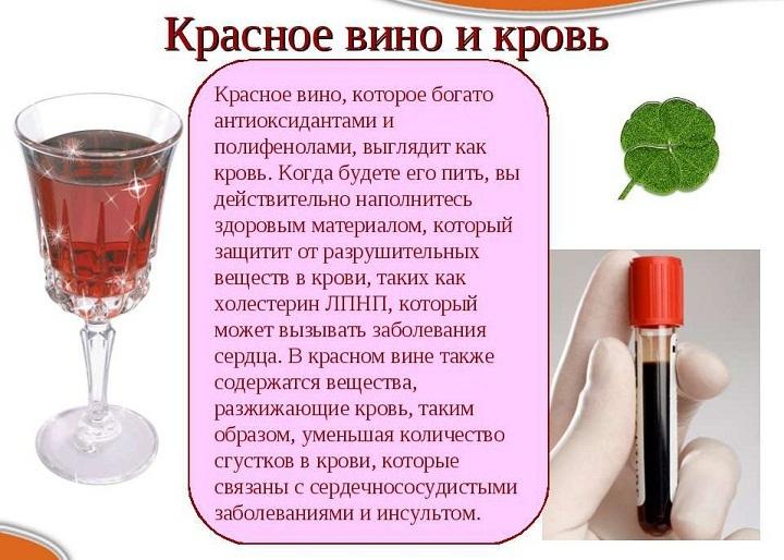 Иногда балуем себя красным вином