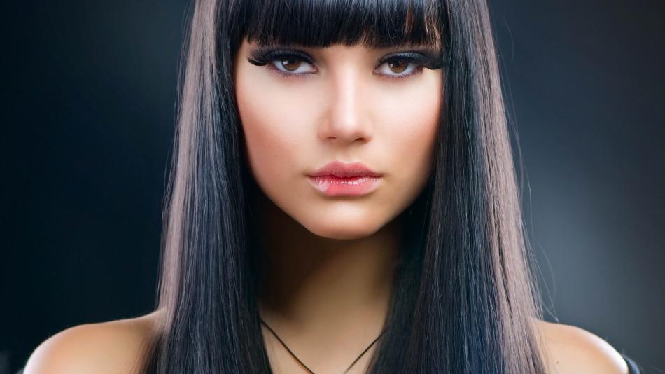 Подходящий цвет волос для смуглянок