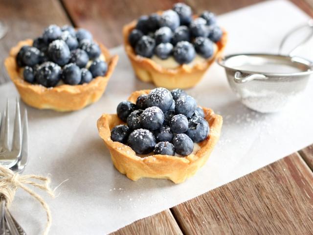рецепт фруктовой тарталетки с фото