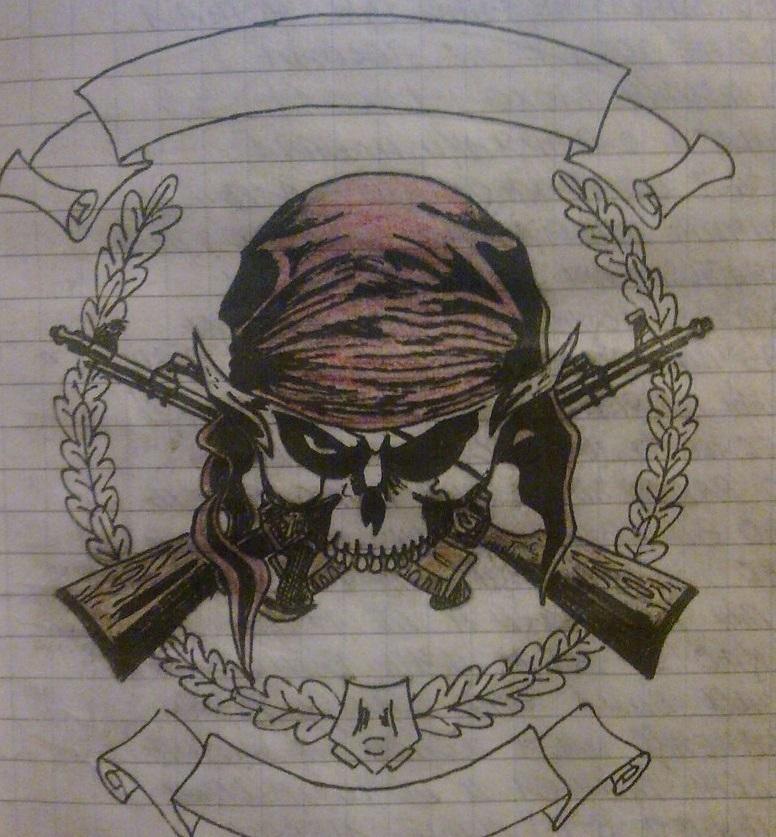 Татуировки сухопутных войск картинки