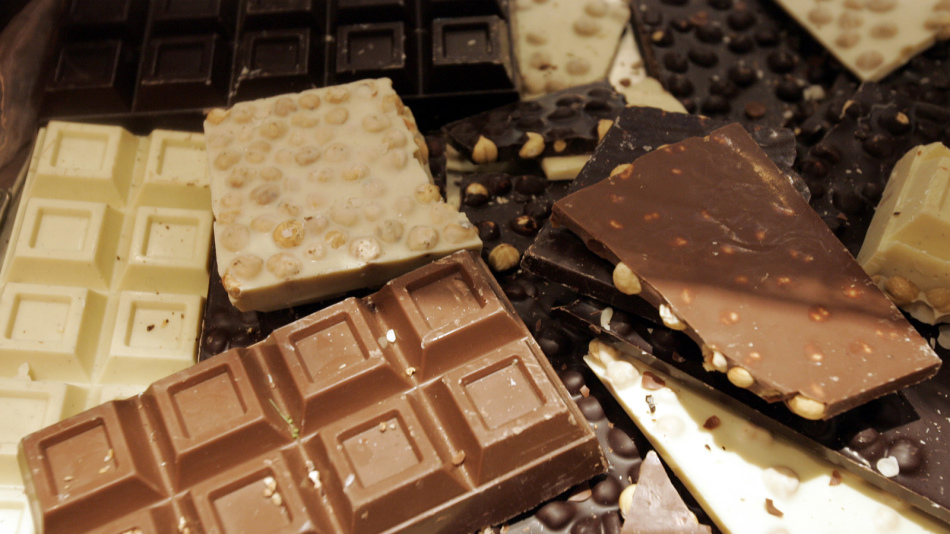 Виды и калорийность шоколада
