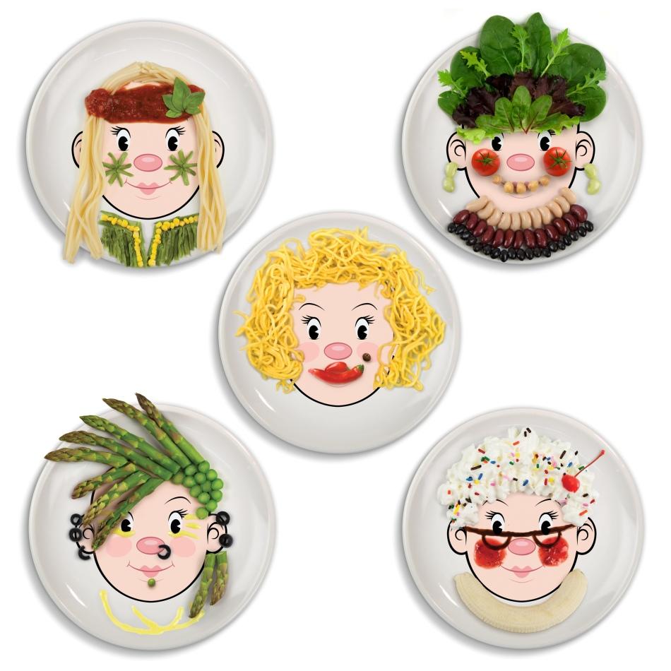 Тарелки foodface