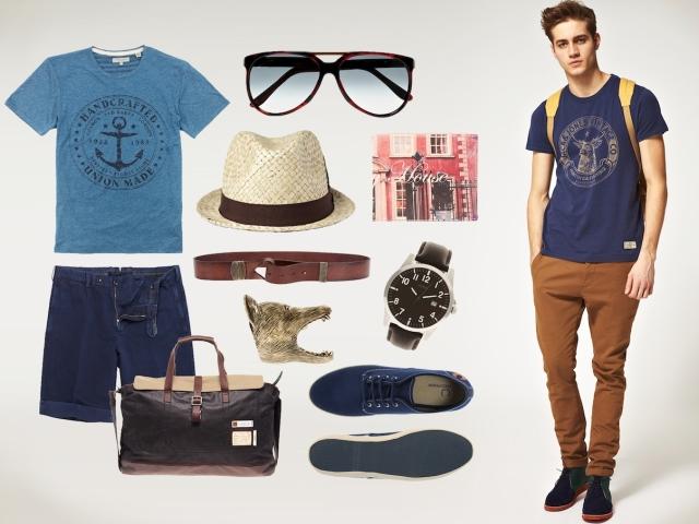 Мужская мода — лето 2019  тенденции, фото. Как купить модную мужскую одежду  на лето в интернет магазине ... 2a62a6a4c84