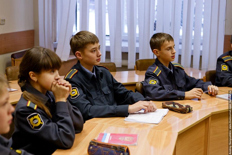 Сколько длится обучение в школе милиции, вузах мвд, кадетских корпусах?