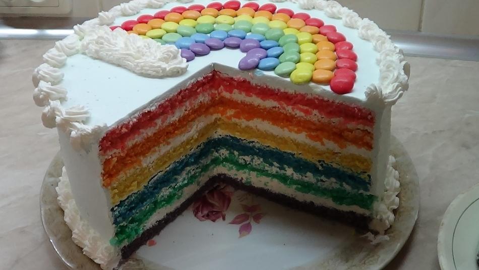 торт для детей 3 лет рецепт