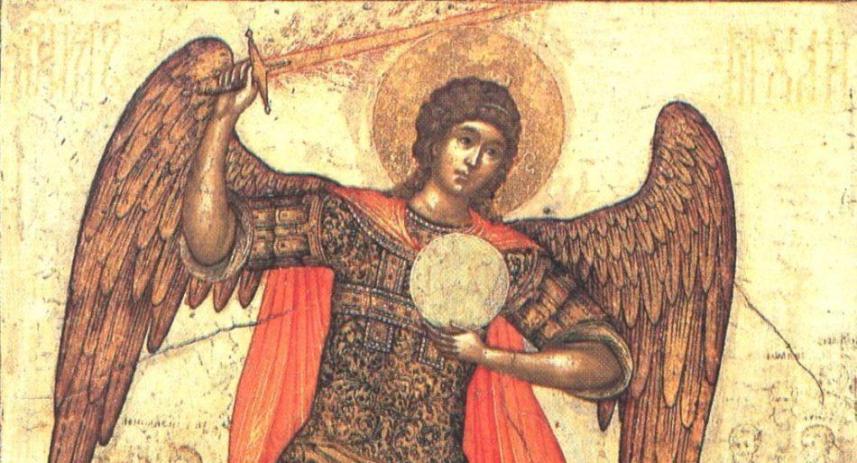Изображение михаила архангела
