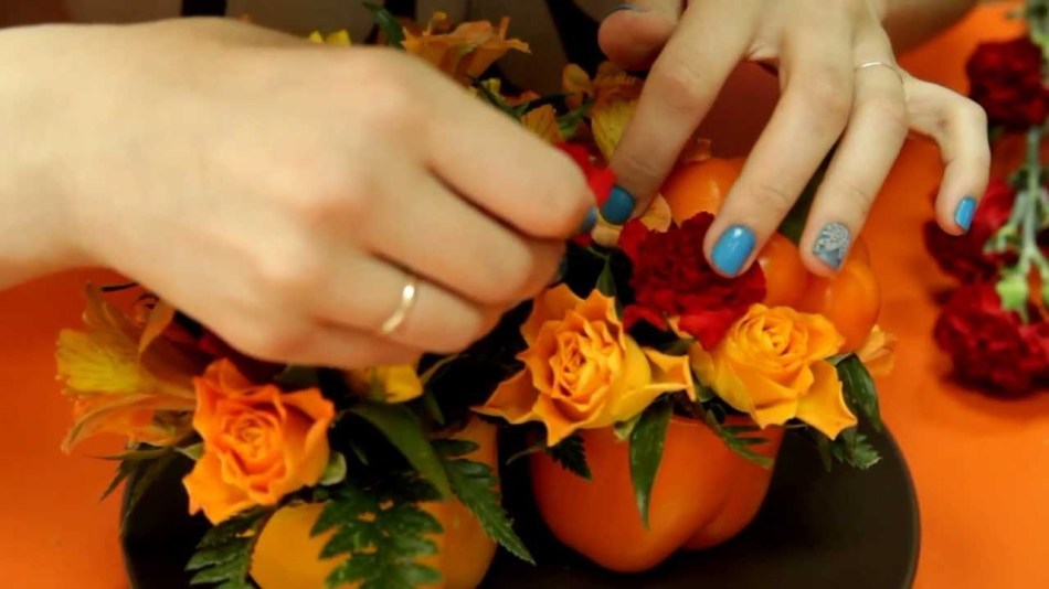 Формирование букетов из цветов как метод цветотерапии