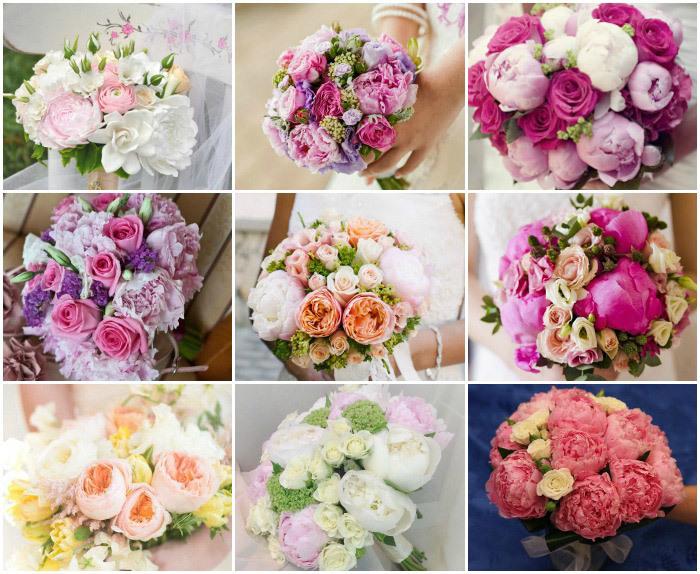 Дешевых цветов, сделать букет из пионов своими руками