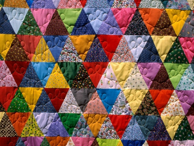 e1ed4b191fed5f477cbfc55ae5f63dbc Мастер-класс: Шьем лоскутное одеяло в стиле пэчворк
