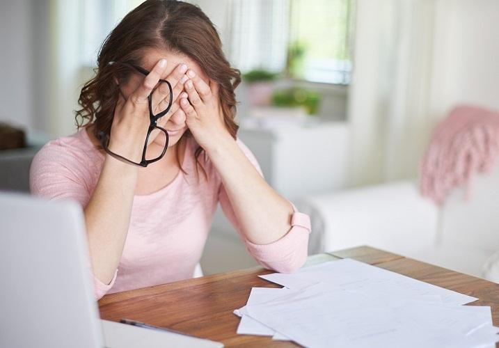 Сресс и постоянное переутомление отыграется на повышении нижнего давления