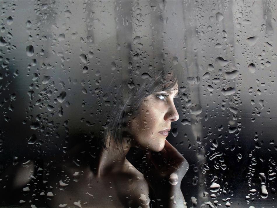 Дождь приснился женщине, к чему?